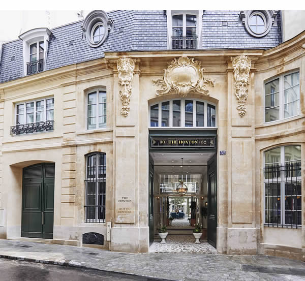 The Hoxton Paris Hoxton Hotel Paris Ennismore With