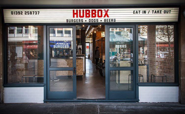 Hub-Box — Exeter