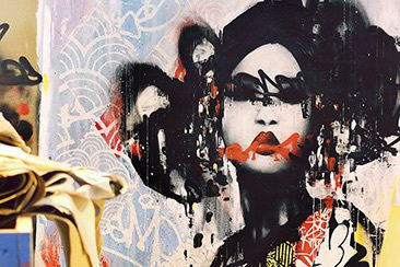 HUSH — Unseen at Corey Helford Gallery