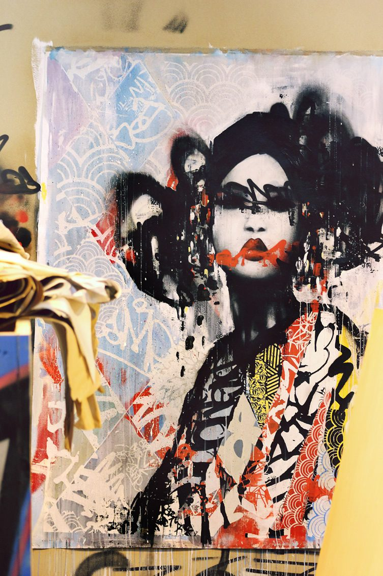 HUSH, Unseen at Corey Helford Gallery