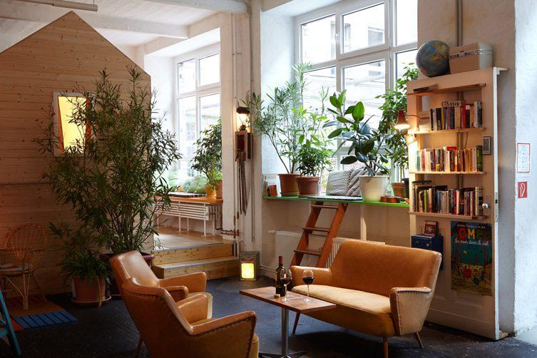Hotel Hüttenpalast, Berlin