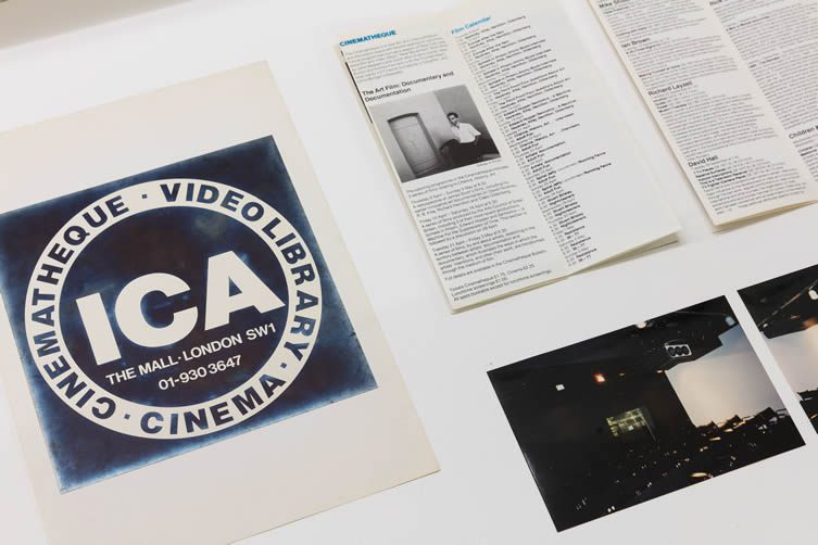 ICA London Video Library