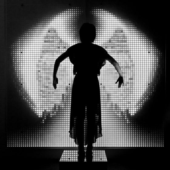 Ice Angel, Dominic Harris and Cinimod Studio