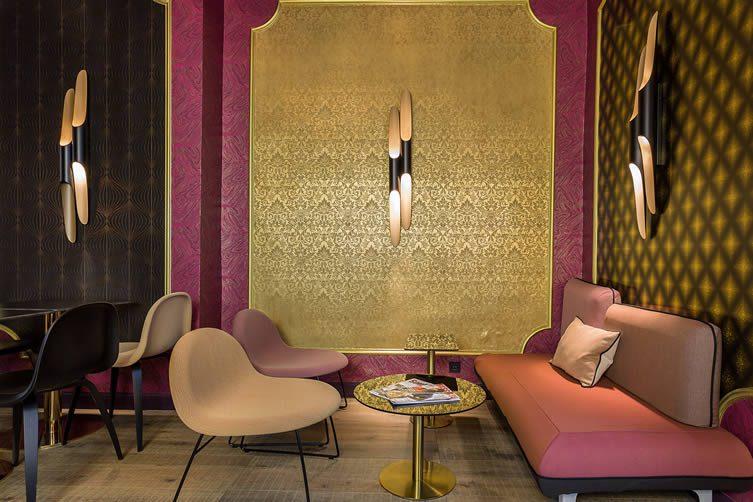 Idol hotel paris 8th arrondissement elegancia hotels for Hotel 11 arrondissement paris