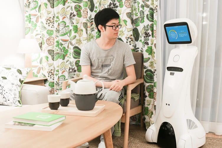 AMY ROBOT. A1 © Hangzhou Amy Robotics