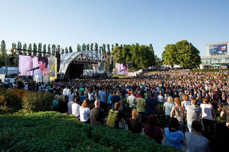 IFA Sommergarten