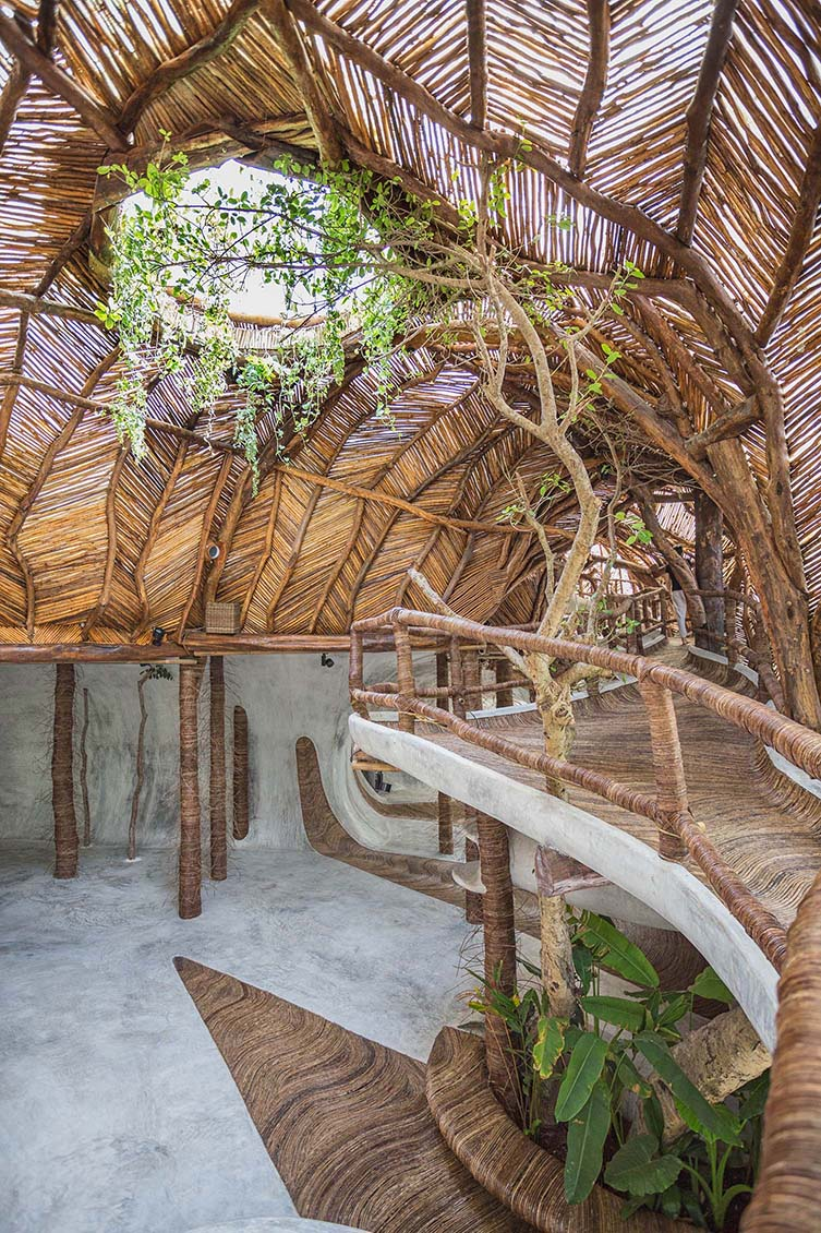 Peggy Guggenheim's great-grandson opens Tulum art gallery, IK LAB