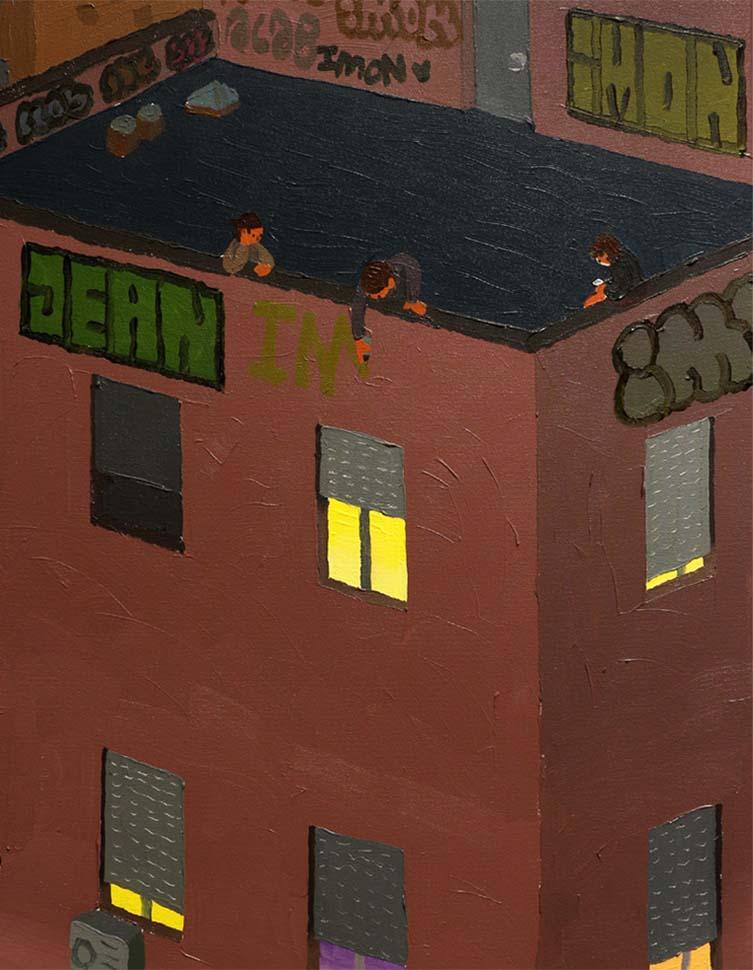Street art exhibition at Kolly Gallery Zürich