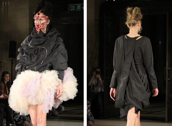 London Fashion Week; Inbar Spector