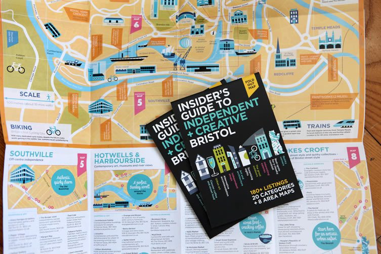 The Insider's Guide to Independent and Creative Bristol