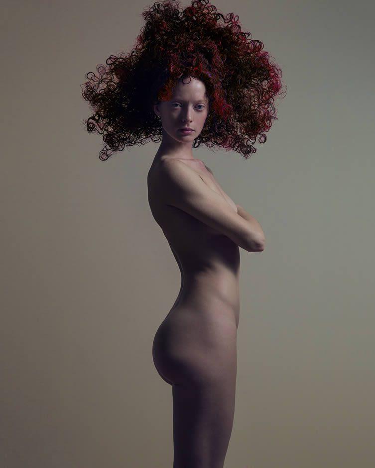 Nise: Photography, Alberto Maria Colombo Hair Shingo Shibata