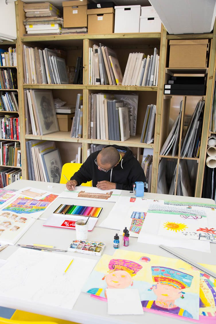 art school experience for people with learning disabilities