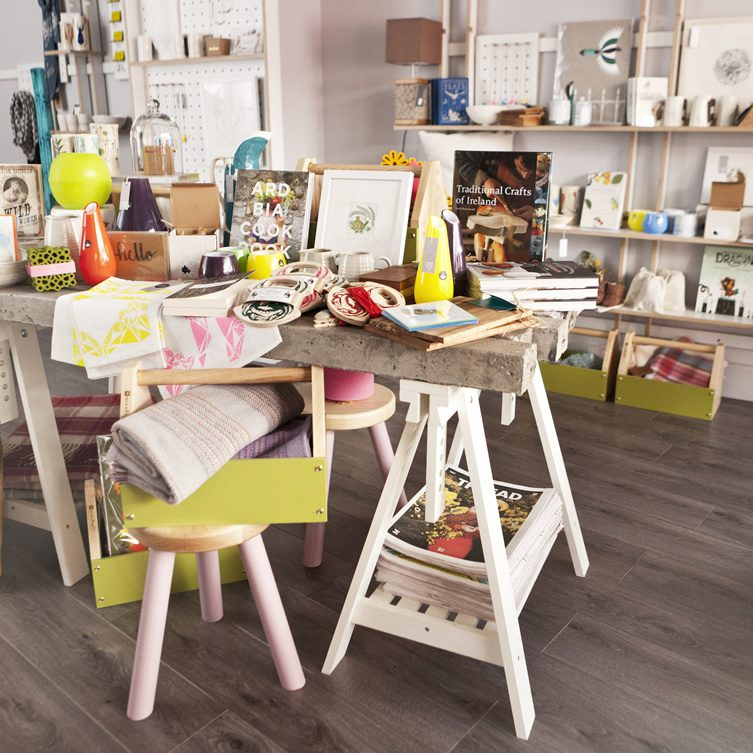 Irish Design Shop — Dublin