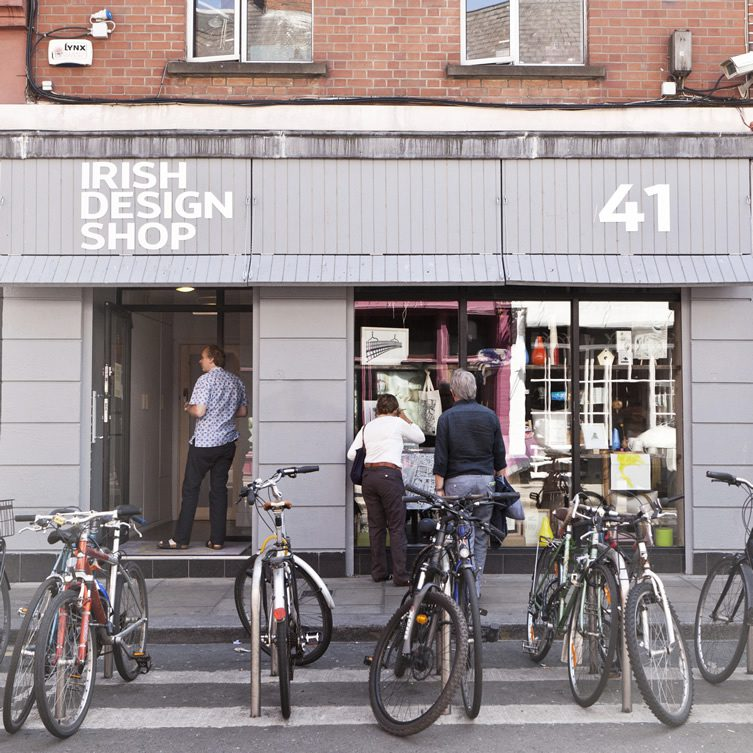 Irish Design Shop — Dublin
