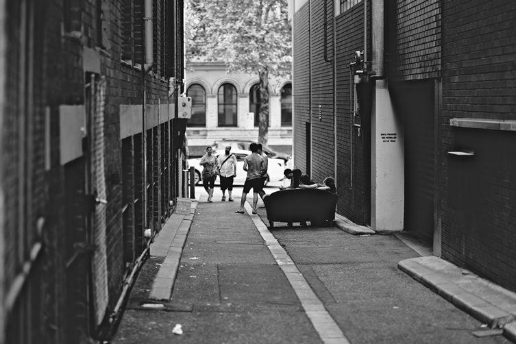 Jafflechutes — Melbourne