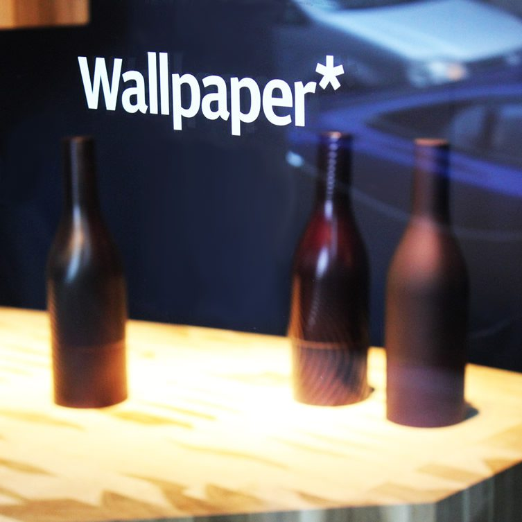 Wallpaper* Handmade with Jaguar at Harrods