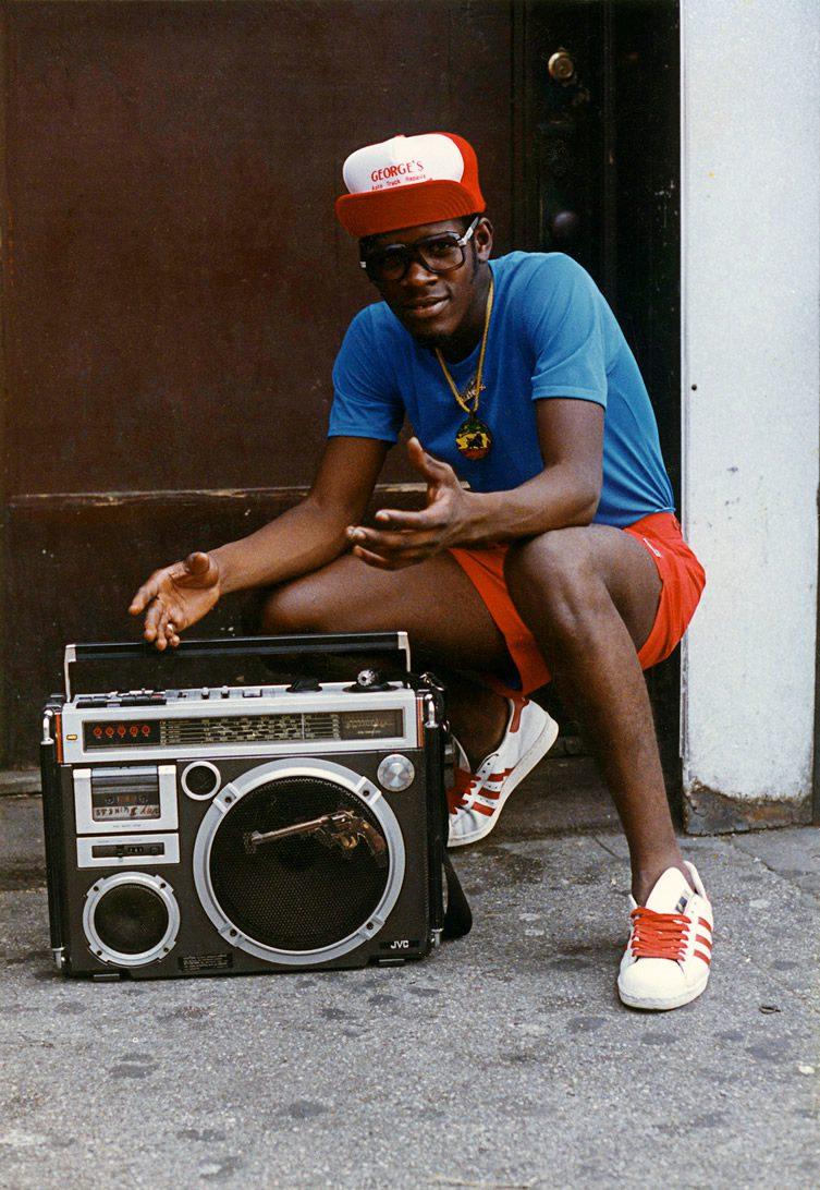 Jamel Shabazz — Reflections from the '80s at Hardhitta Gallery, Cologne
