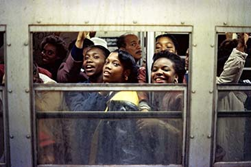 Jamel Shabazz, City Metro