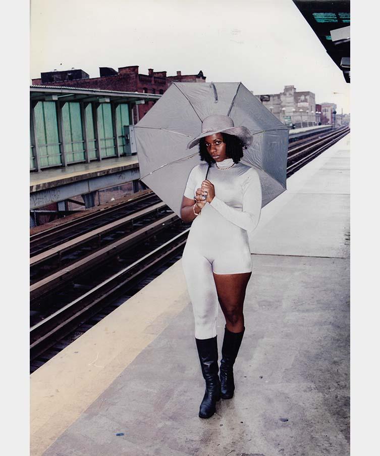 Jamel Shabazz, Black Diamond, Brooklyn, NYC 2001