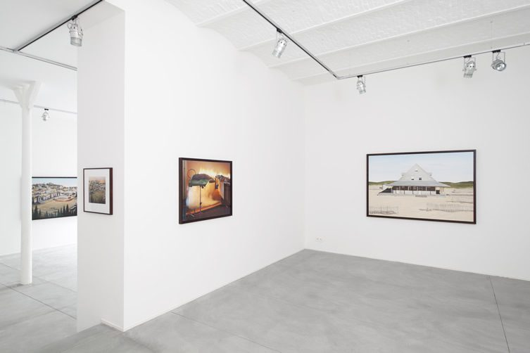 James Casebere at Galerie Daniel Templon, Brussels
