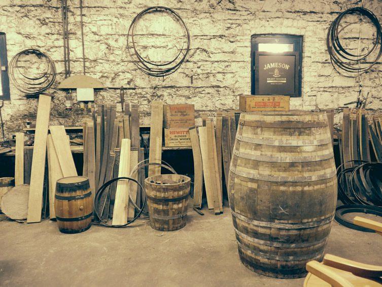 Jameson Select Reserve, Irish Craft