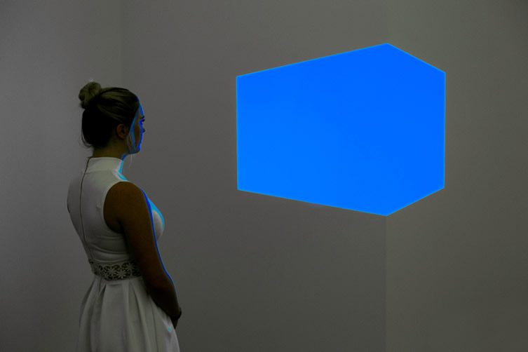 James Turrell: A Retrospective at National Gallery of Australia, Canberra