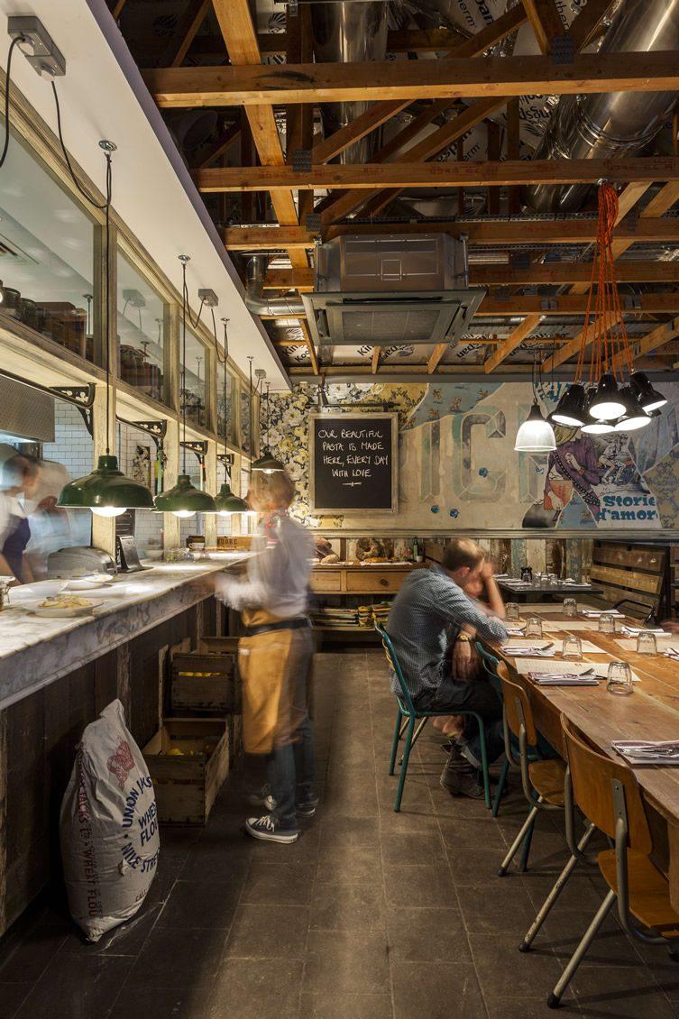 Jamie's Trattoria — Richmond