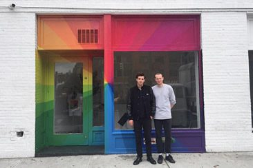 Jamie xx Good Times Store, New York