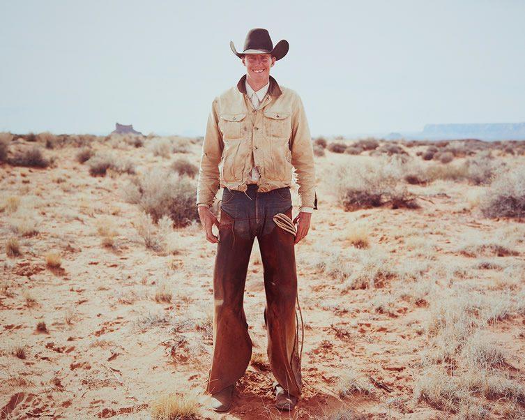 Jane Hilton, American Cowboy