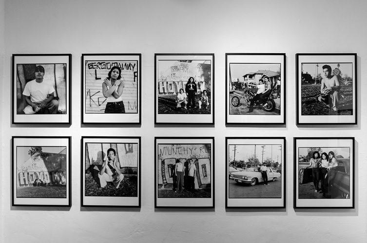 Janette Beckman — Rebel Cultures at HVW8, Los Angeles