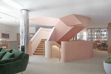Le Corbusiers Colour Charts The Inspiration Behind Art Deco Icons Gentle Transition Into Flagship Design Store