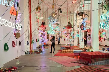 Jason Rhoades. Installations, 1994 – 2006