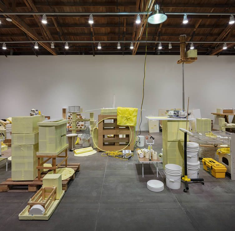 Jason Rhoades, Swedish Erotica and Fiero Parts, 1994
