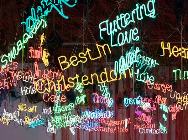 Jason Rhoades Installations at Hauser Wirth & Schimmel Los Angeles