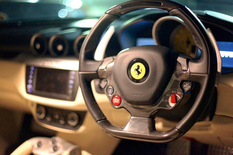 Journey of Sound —JBL Pro for Ferrari FF