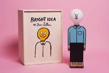 Jean Jullien x Case Studyo, Bright Idea