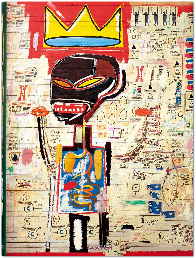 Cover Image, Jean-Michel Basquiat