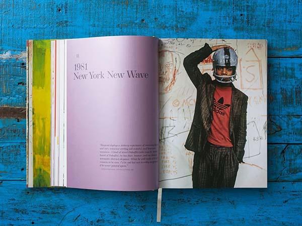 Jean-Michel Basquiat XXL Taschen Book by Hans Werner Holzwarth and Eleanor Nairne