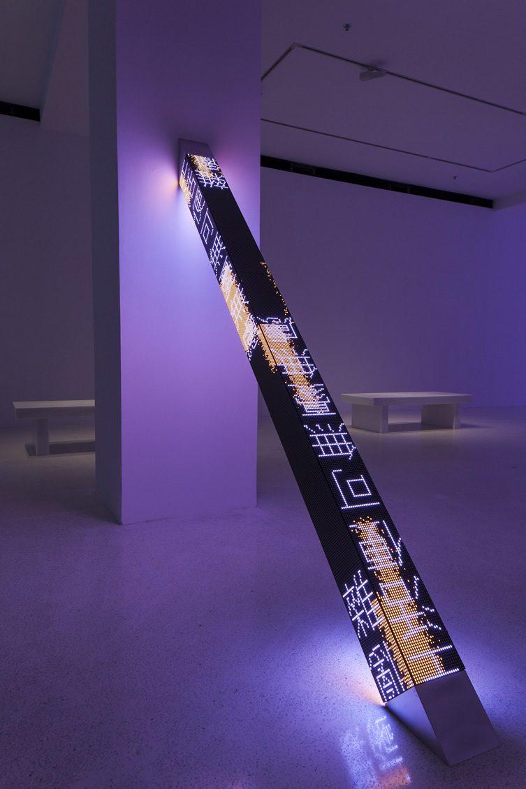 Jenny Holzer — Light Stream