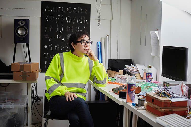 Yuri Suzuki Hackney Studio