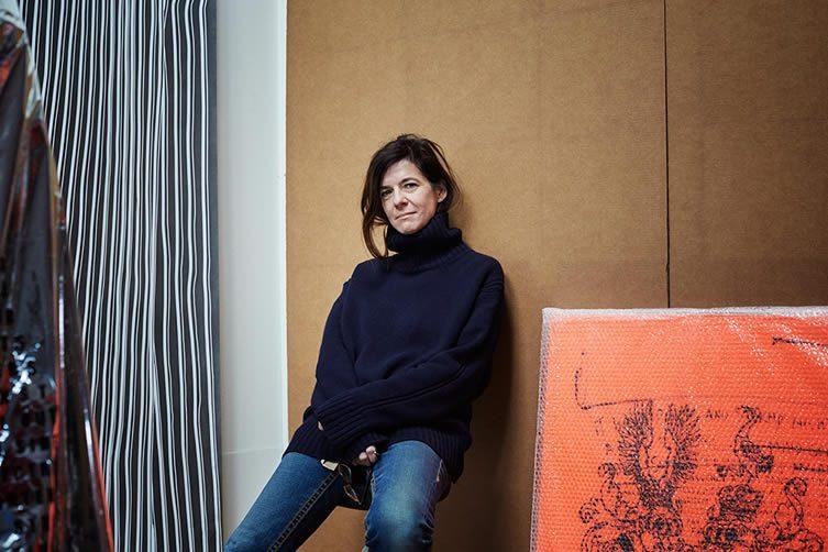 Fiona Banner Hackney Studio