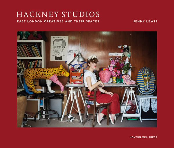Jenny Lewis, Hackney Studios by Hoxton Mini Press