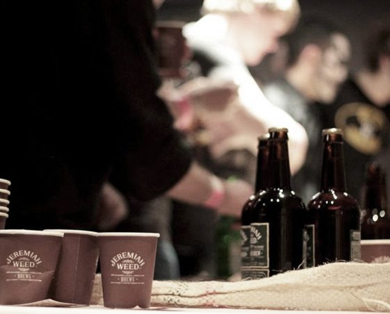 Stuff Crush; Jeremiah Weed Brews