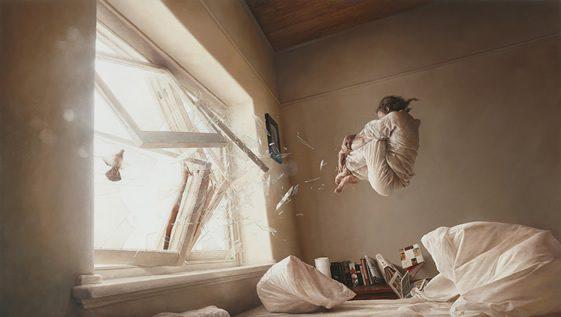 Jeremy Geddes, Exhale