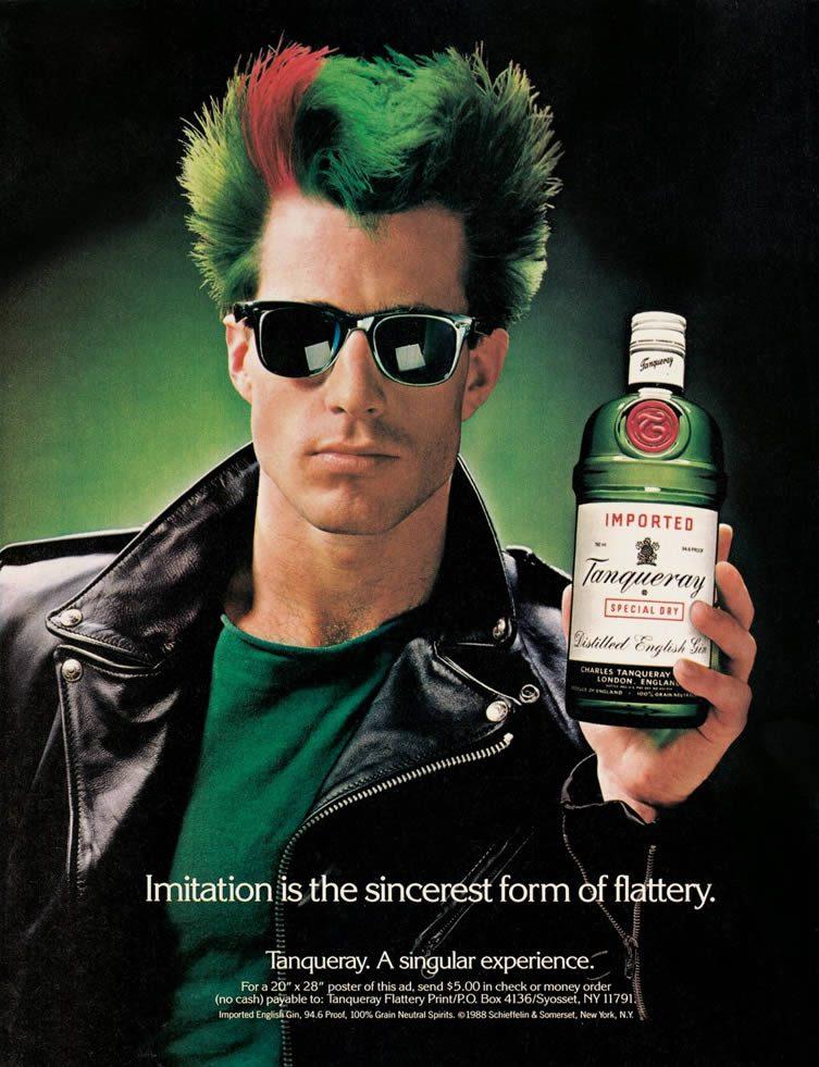 Tanqueray, 1988