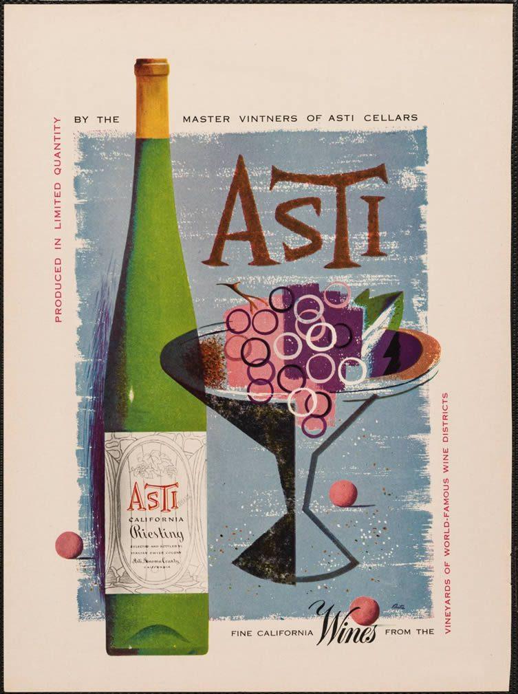 Asti, 1952