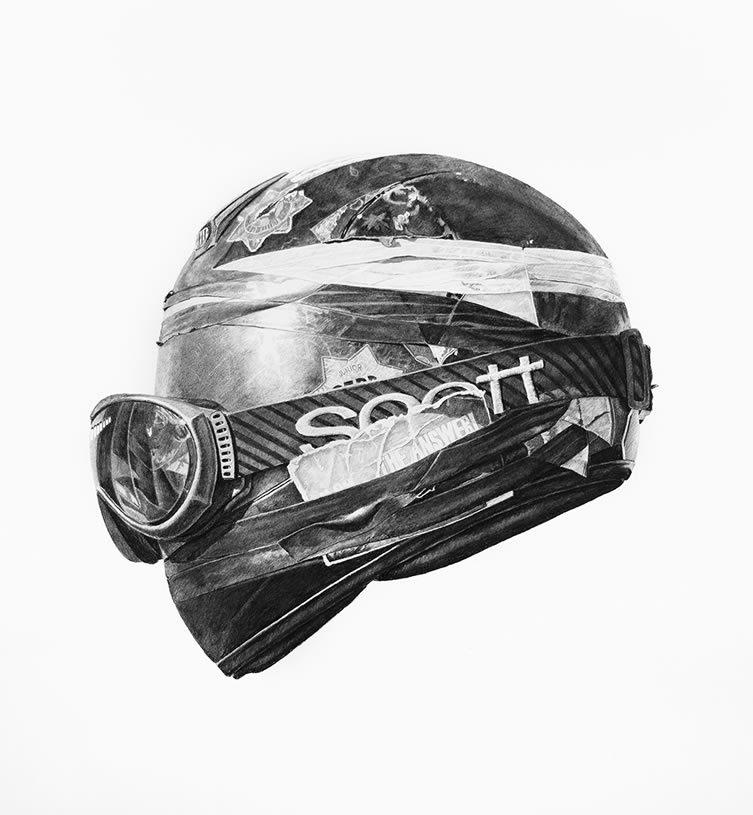 Joel Daniel Phillips, Spaceman's Helmet