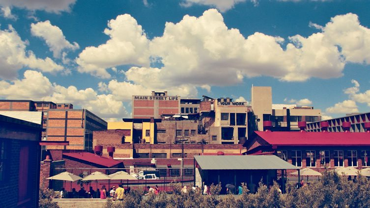 Johannesburg, The City of Gold