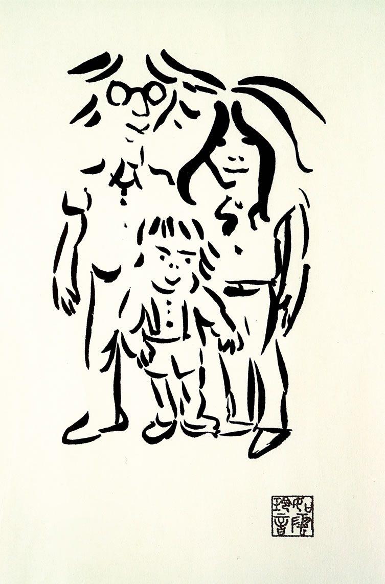 Imagine Peace: John Lennon Art at San Francisco Art Exchange |Sketches John Lennon And Yoko Ono