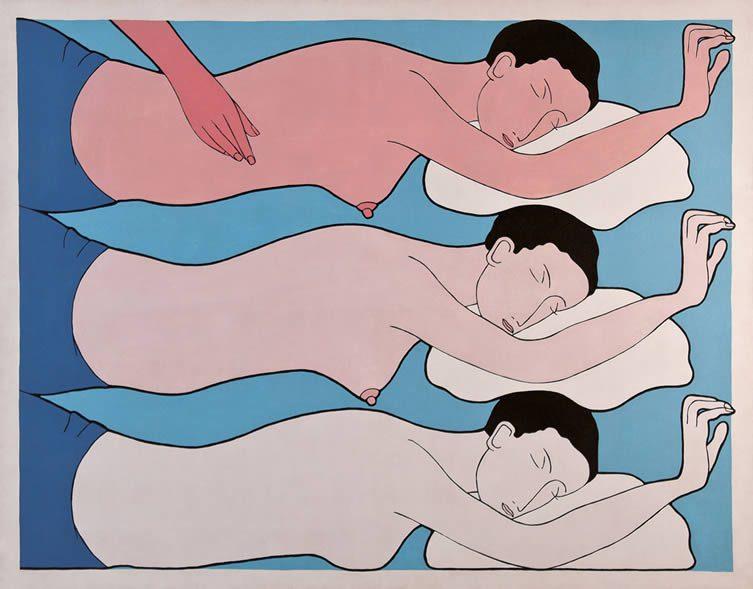 John Wesley, Dream, 1972